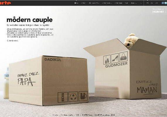 Mödern couple / 2012 / webdoc